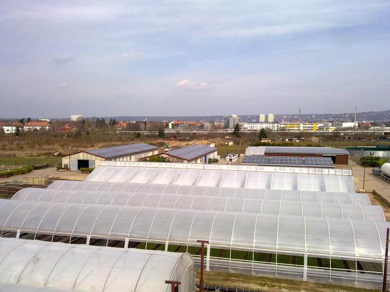 Gartenbau Rülcker - 202kwp - in Dresden